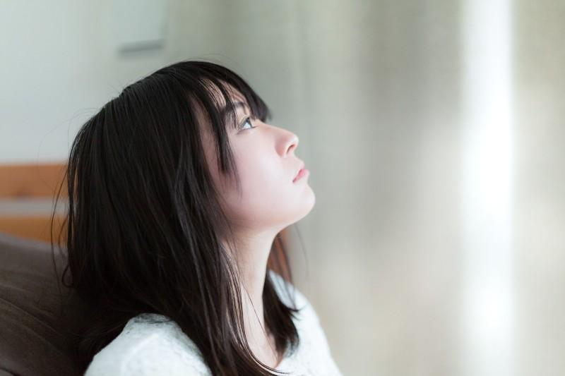 ウィンターブルー・冬季うつ病かもしれない女性