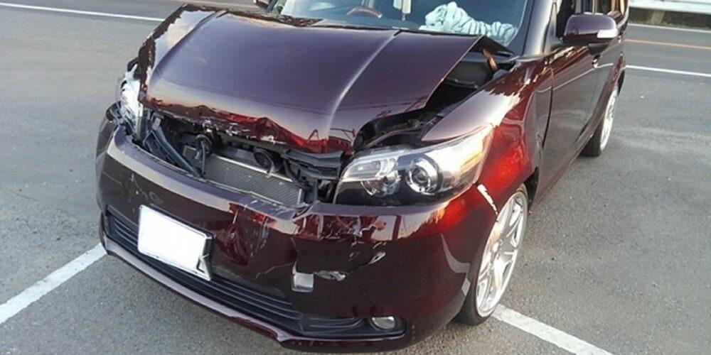 酒気帯び運転で事故