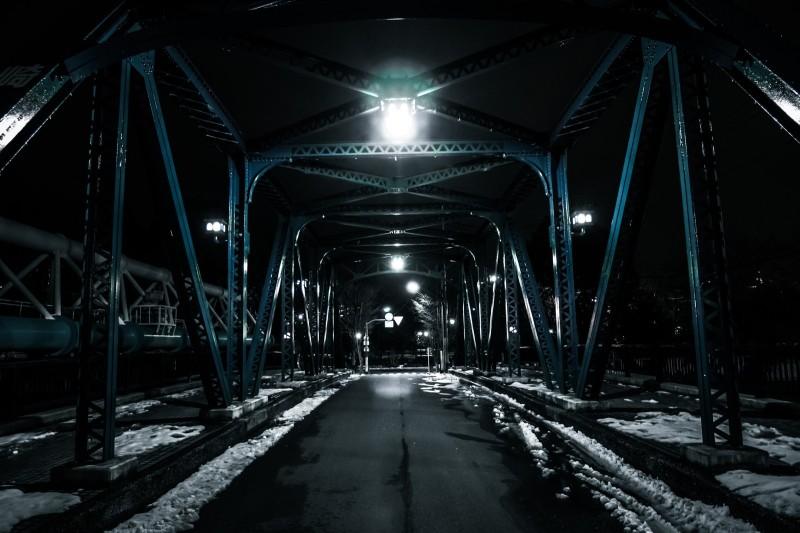 福岡の飲酒運転事故の橋