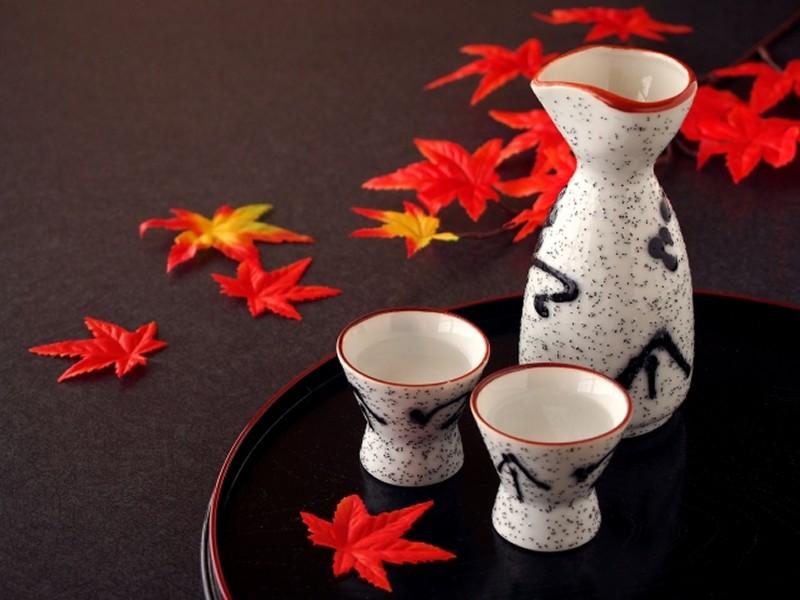 正月は日本酒を父親に勧められ飲まされる