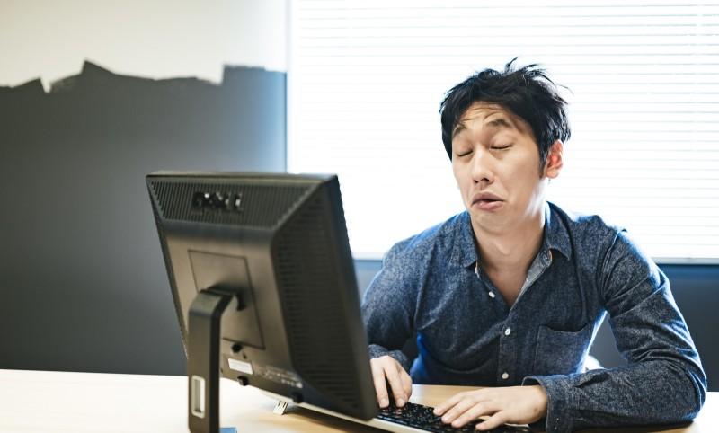 うつ病の原因の残業が増えていく
