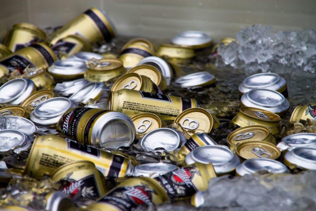 毎日ビール10本を空ける女性