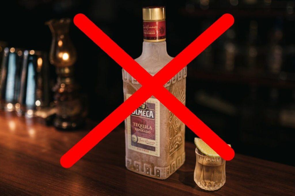 アルコール大量飲酒者は酒を減らすこと