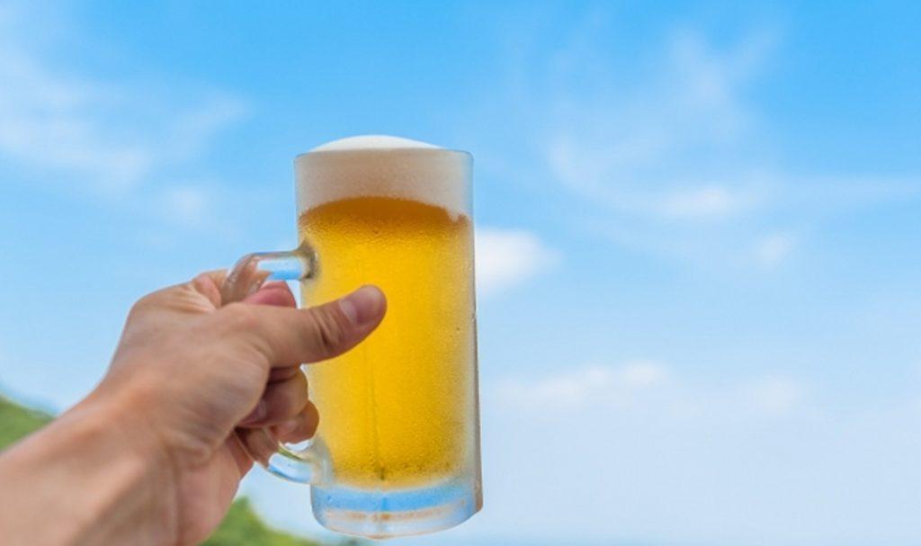 暑い日にビールを飲むと熱中症になりやすい理由