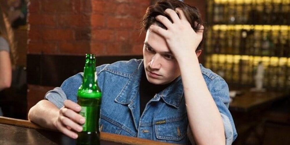 アルコール依存症の連続飲酒