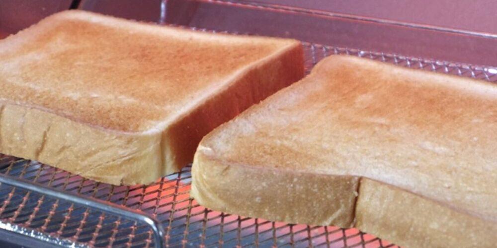 精神科・保護室の朝食のパン