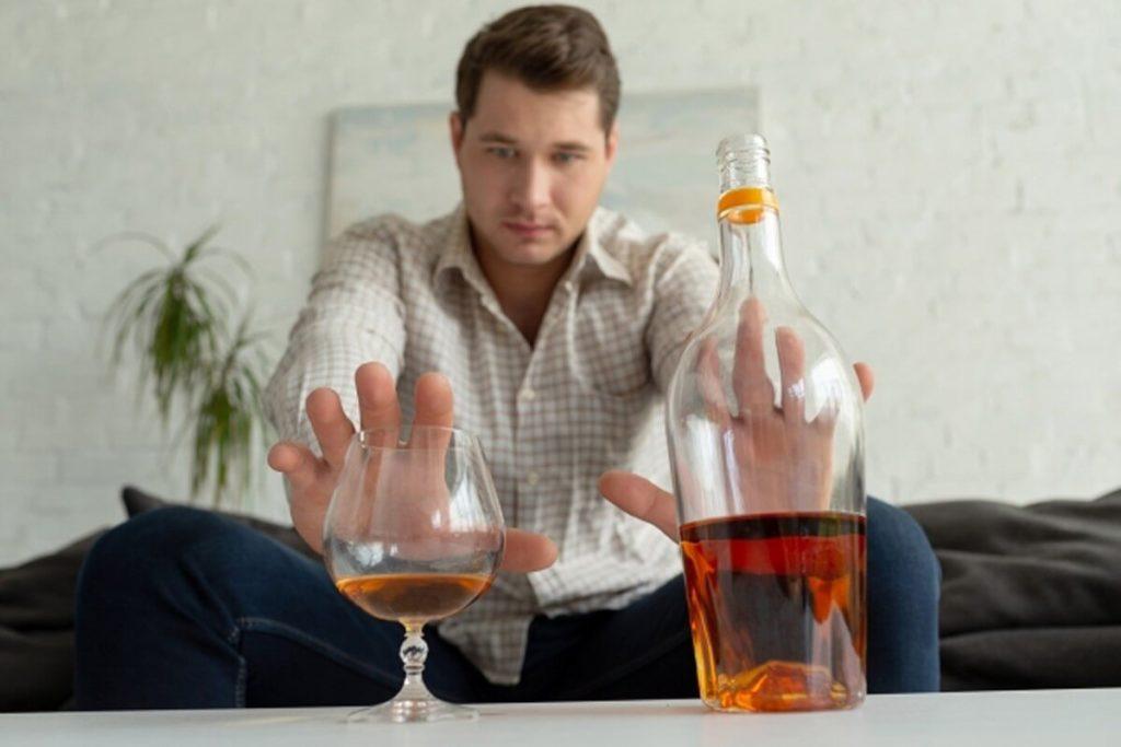 アルコール依存症の外泊は、もちろん酒なし