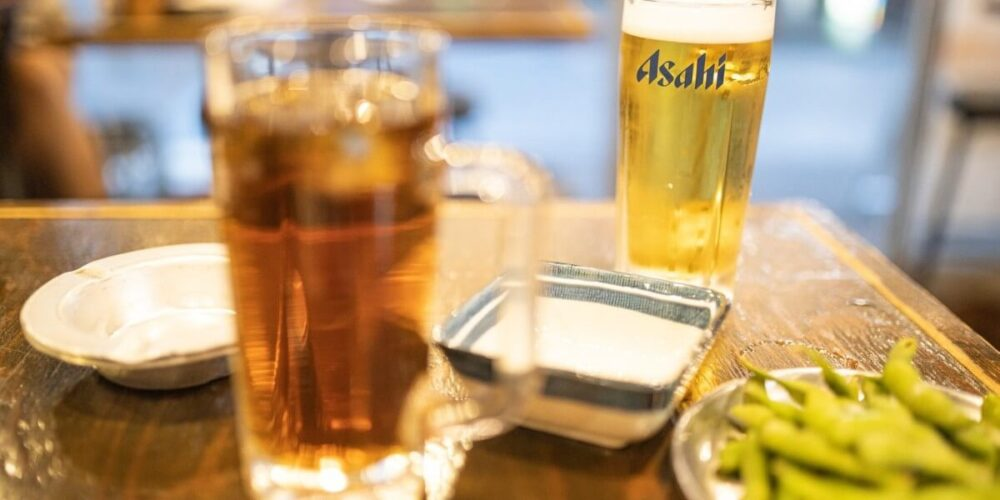 食べてからお酒を飲む方が健康によい