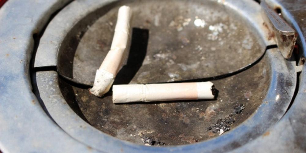 酒を飲んだ後、タバコを吸う