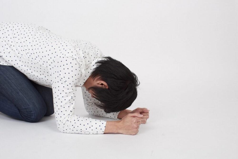 アルコール離脱症状・初期症状のうつはつらい