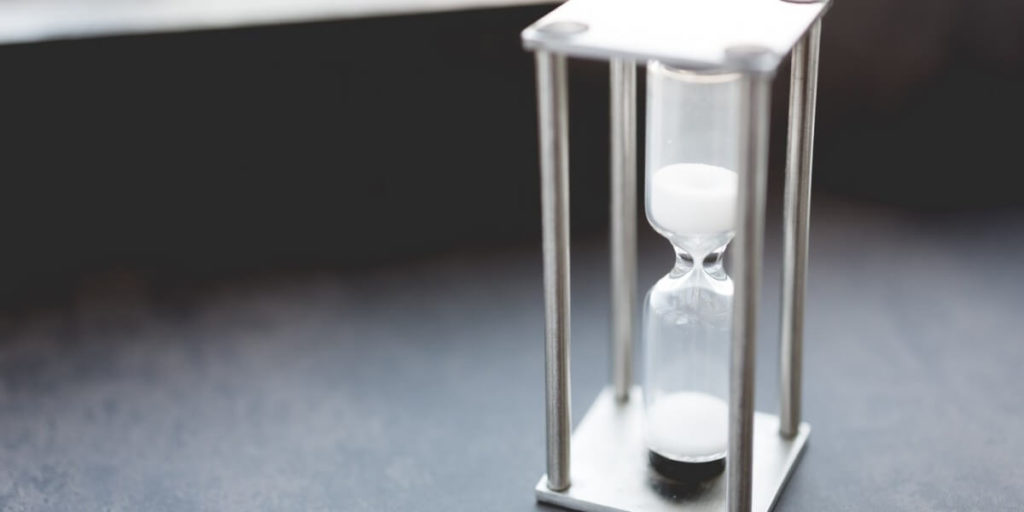 保護室では時間が経たない