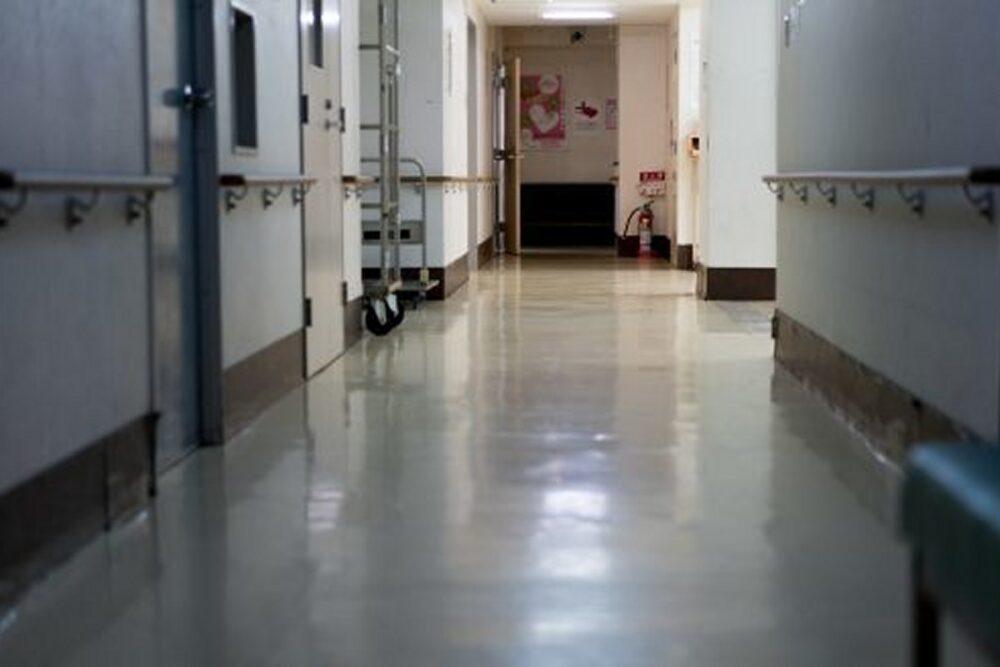 精神科、精神病院の隔離病棟