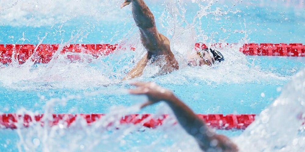 競泳 公益財団法人日本水泳連盟 より引用