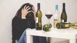 アルコール依存症の症状