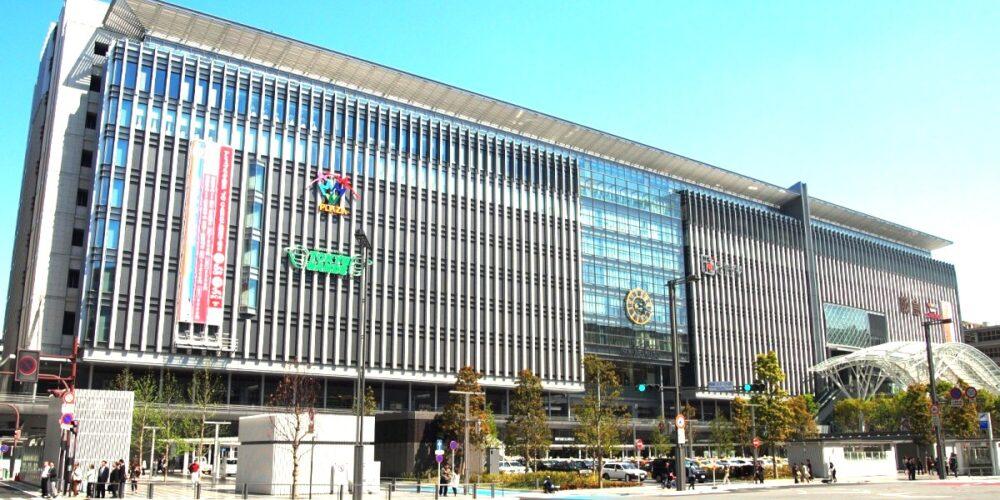 博多駅まで脱走