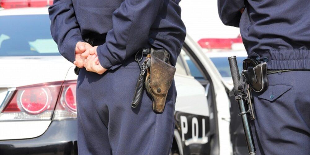 警察官に泥酔保護にされる