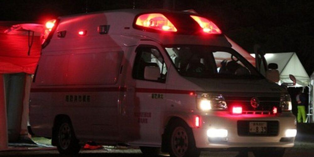 救急車の対応